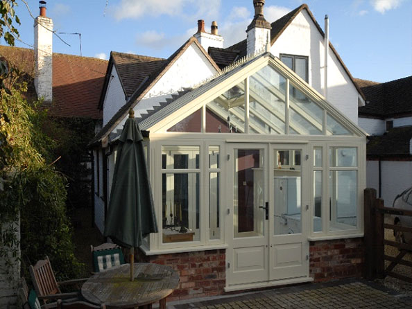 Hardwood Conservatory West Midlands