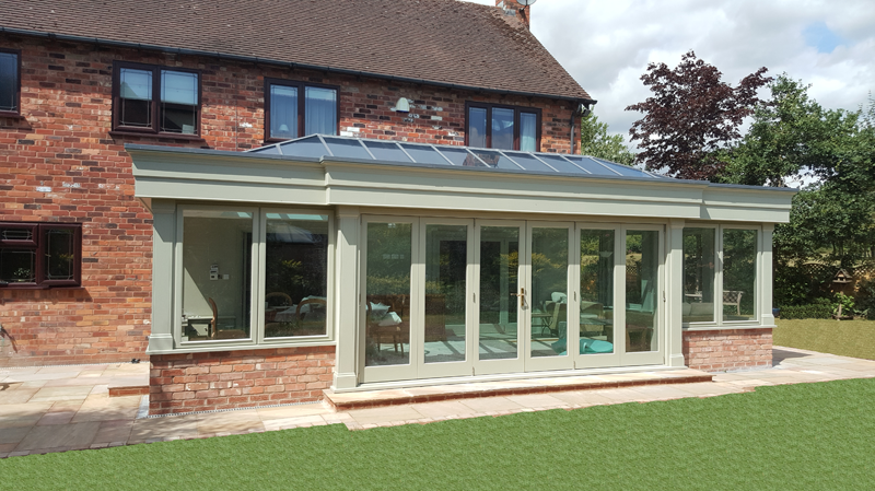 Heartwood Orangery West Midlands